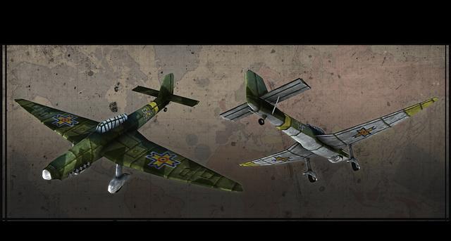 Hearts of Iron III: Axis Minor Vehicle Pack on PC screenshot #3