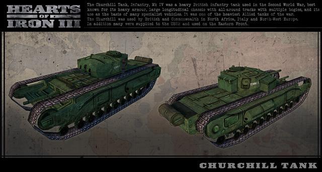 Hearts of Iron III: British Vehicle Pack on PC screenshot #4