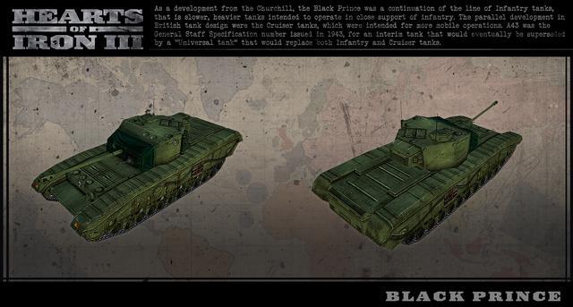 Hearts of Iron III: British Vehicle Pack on PC screenshot #2