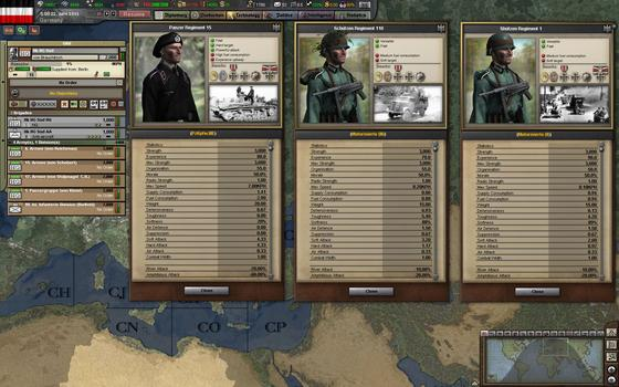 Hearts of Iron III: Collection on PC screenshot #3