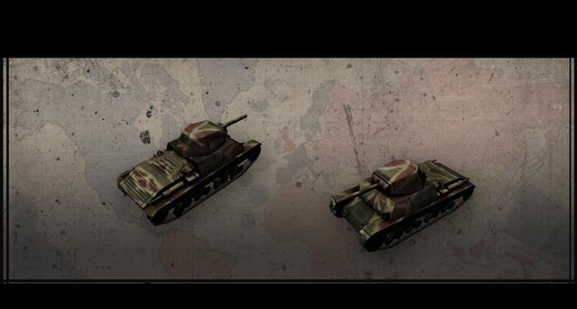 Hearts of Iron III: Italian Vehicles Unit Pack on PC screenshot #11