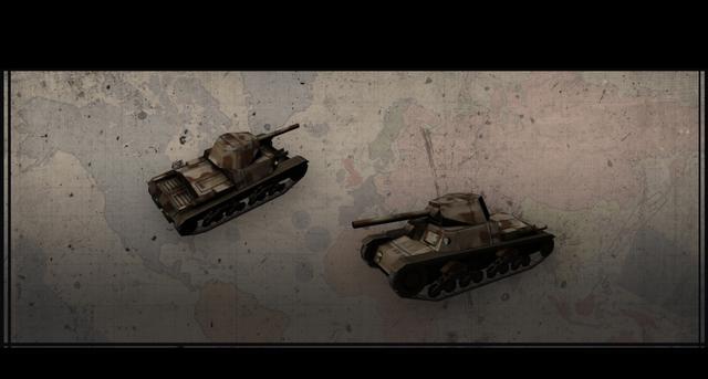 Hearts of Iron III: Italian Vehicles Unit Pack on PC screenshot #5