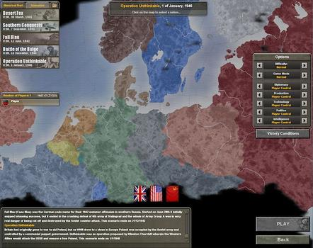 Hearts of Iron III: For the Motherland on PC screenshot #4