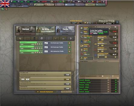 Hearts of Iron III: For the Motherland on PC screenshot #3