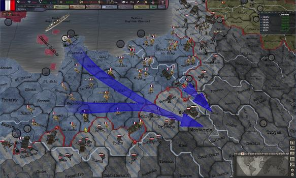 Hearts of Iron III: Their Finest Hour on PC screenshot #5