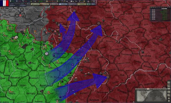 Hearts of Iron III: Their Finest Hour on PC screenshot #3