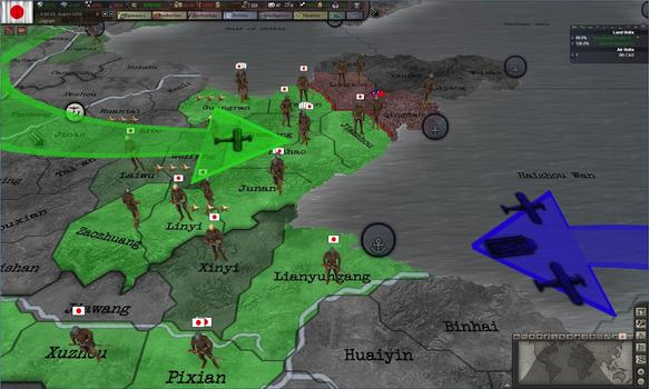 Hearts of Iron III: Their Finest Hour on PC screenshot #2