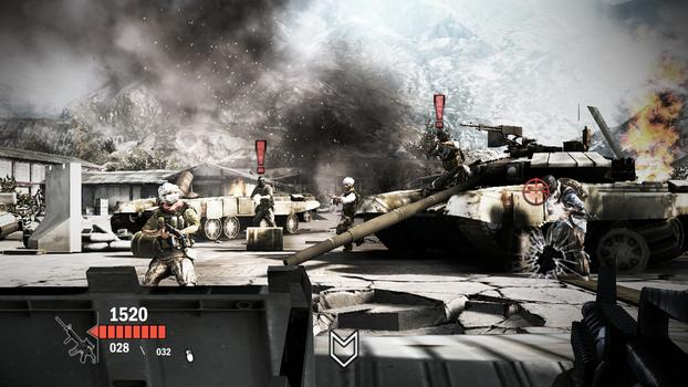Heavy Fire: Afghanistan on PC screenshot #6