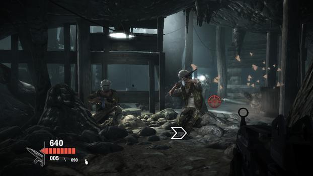 Heavy Fire: Afghanistan on PC screenshot #5