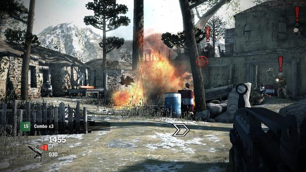 Heavy Fire: Afghanistan on PC screenshot #4