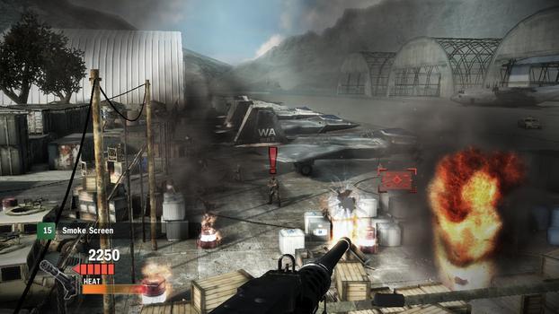 Heavy Fire: Afghanistan on PC screenshot #2