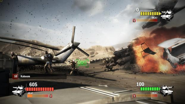 Heavy Fire: Afghanistan on PC screenshot #1