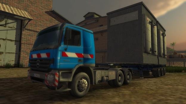 Heavyweight Transport Simulator 3 on PC screenshot #3
