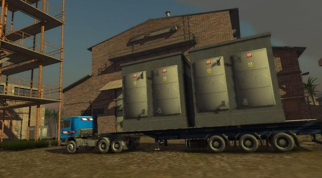 Heavyweight Transport Simulator 3 on PC screenshot #2