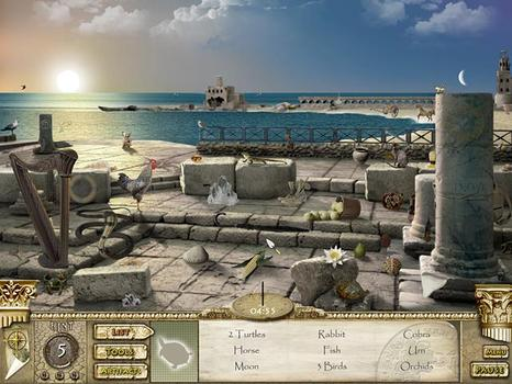 Herod's Lost Tomb on PC screenshot #1