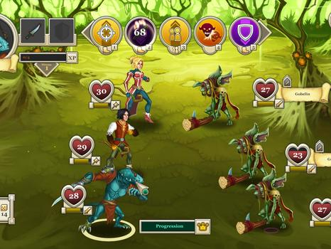 Heroes & Legends: Conquerors of Kolhar on PC screenshot #7