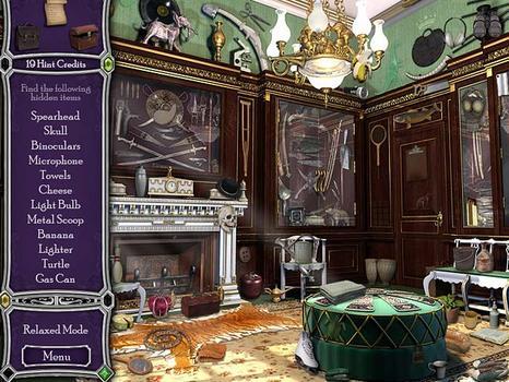 Hidden Mysteries: Buckingham Palace on PC screenshot #1