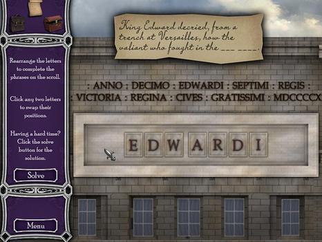 Hidden Mysteries: Buckingham Palace on PC screenshot #2