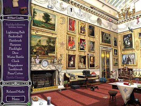 Hidden Mysteries: Buckingham Palace on PC screenshot #5
