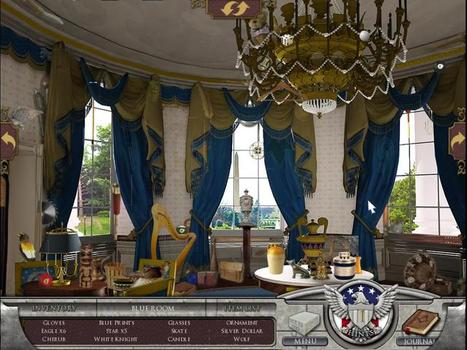 Hidden Mysteries: The White House on PC screenshot #2