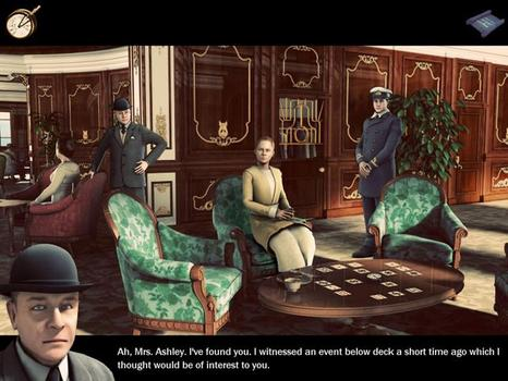 Hidden Mysteries: Titanic - Secrets of the Fateful Voyage on PC screenshot #1