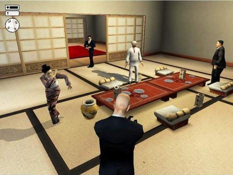 Hitman 2: Silent Assassin on PC screenshot #5