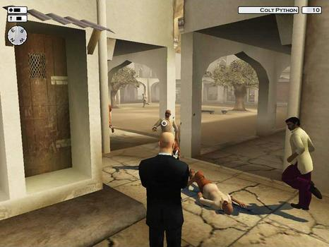 Hitman 2: Silent Assassin on PC screenshot #1