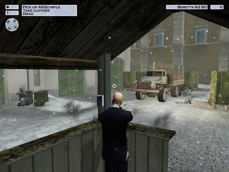 Hitman 2: Silent Assassin on PC screenshot #4