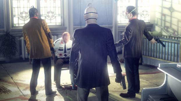 Hitman Absolution: Elite Edition on PC screenshot #2