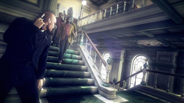 Hitman: Absolution on PC screenshot #1
