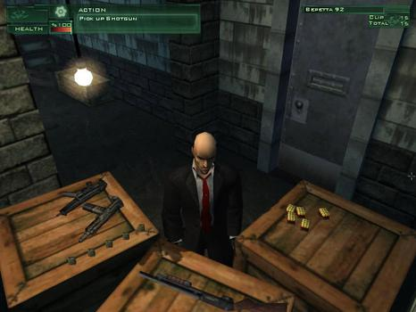Hitman: Codename 47 on PC screenshot #1
