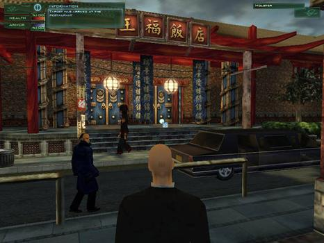 Hitman: Codename 47 on PC screenshot #2