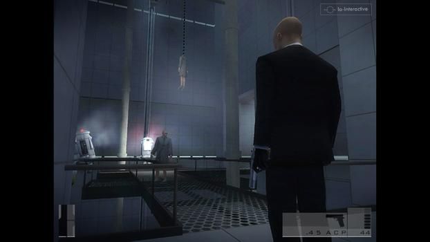 Hitman: Contracts on PC screenshot #9