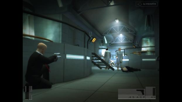 Hitman: Contracts on PC screenshot #8