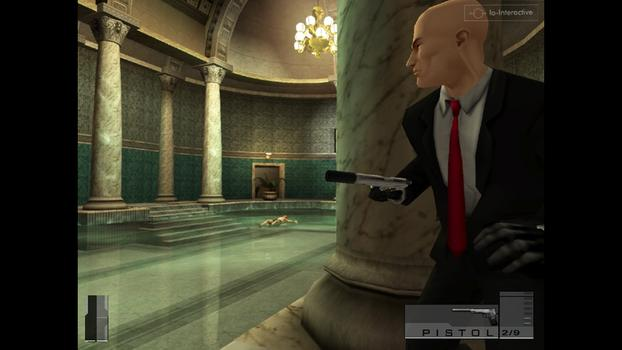 Hitman: Contracts on PC screenshot #7
