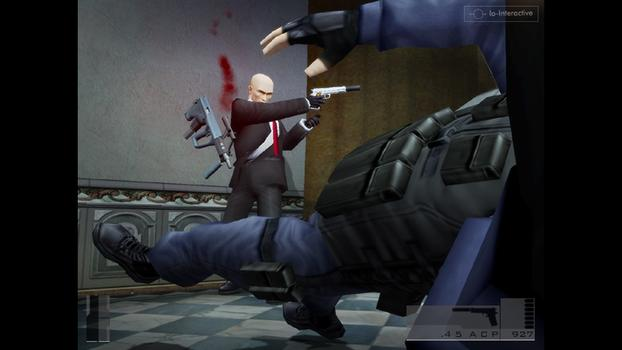Hitman: Contracts on PC screenshot #6