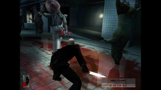 Hitman: Contracts on PC screenshot #4