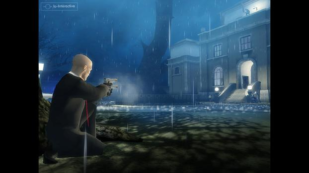 Hitman: Contracts on PC screenshot #3