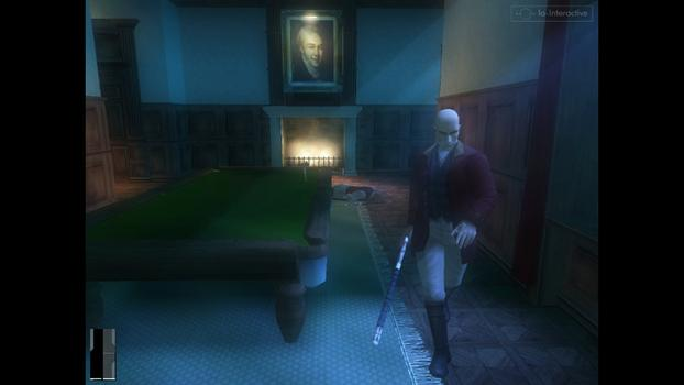 Hitman: Contracts on PC screenshot #2