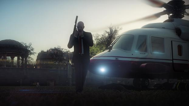 HITMAN ™ on PC screenshot #2