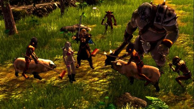 Holy Avatar Vs Maidens of the Dead on PC screenshot #5