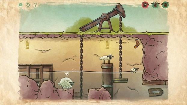 Home Sheep Home 2 on PC screenshot #1