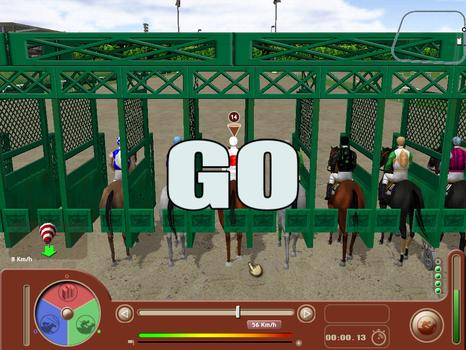 Horse Racing Manager on PC screenshot #1