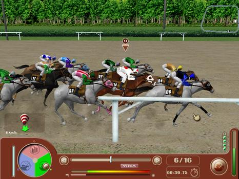 Horse Racing Manager on PC screenshot #2