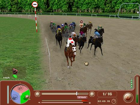 Horse Racing Manager on PC screenshot #3