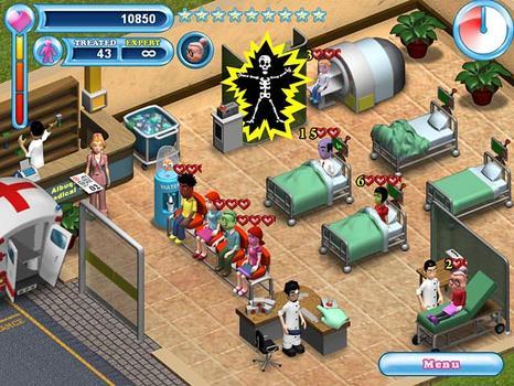 Hospital Hustle on PC screenshot #1