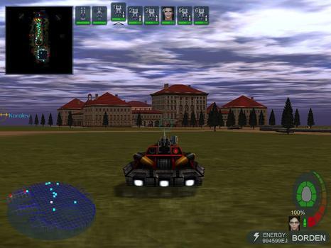 Hostile Waters: Antaeus Rising on PC screenshot #4