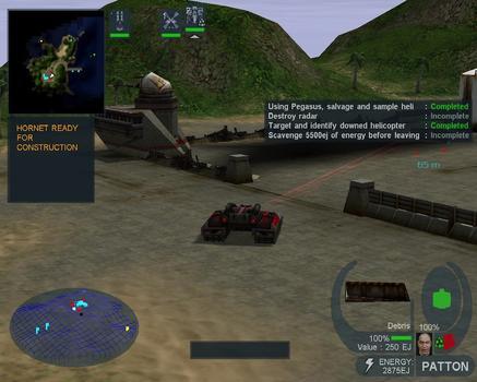 Hostile Waters: Antaeus Rising on PC screenshot #3