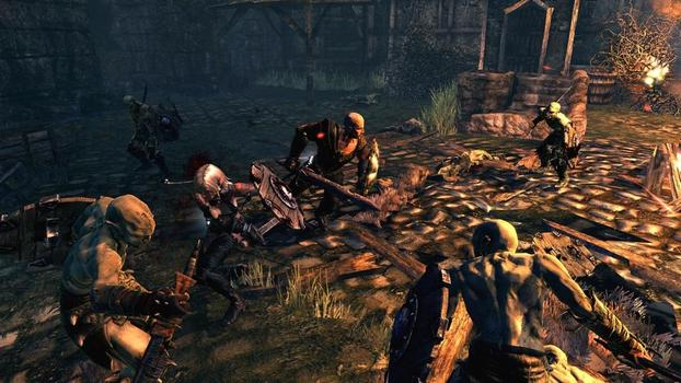 Hunted: The Demons Forge on PC screenshot #6