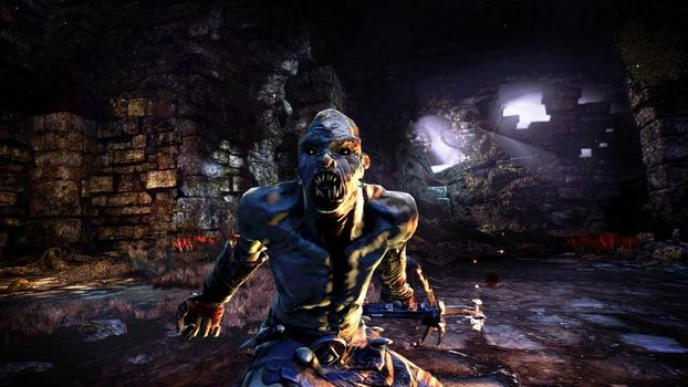 Hunted: The Demons Forge on PC screenshot #2